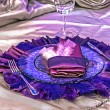 Foto de Stock  : Arranjament for romantic dinner -8
