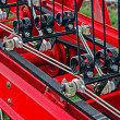 Stock Photo: Agricultural equipment. Detail 154