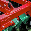 Agricultural equipment. Detail 156 — Stock Photo