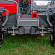 Agricultural equipment. Detail 158 — Stock Photo