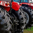 Agricultural equipment. Detail 159 — Stock Photo
