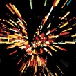Explosion of light — Stock Photo