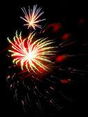 Fireworks 21 — Stock Photo