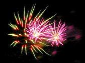Fireworks 22 — Stock Photo