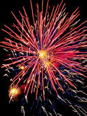 Fireworks 18 — Stock Photo