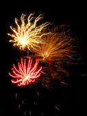 Fireworks 30 — Stock Photo