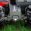 Agricultural equipment. Detail 164 — Stock Photo
