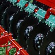 Stock Photo: Agricultural equipment. Detail 161
