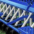 Agricultural equipment. Detail 160 — Stock Photo