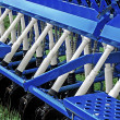 Stock Photo: Agricultural equipment. Detail 160