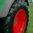 Agricultural equipment. Detail 167 — Stock Photo