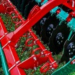 Agricultural equipment. Detail 166 — Stock Photo