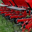 Agricultural equipment. Detail 168 — Stock Photo