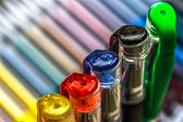 Colored pens 2 — Stock Photo