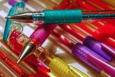 Colored pens 8 — Stock Photo