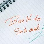 Back to school 3 — Stock Photo #30992397