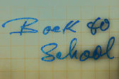 Back to school 2 — Stock Photo