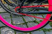 Bicycle detail 3 — Stock Photo