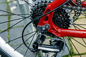 Fahrrad detail 4 — Stockfoto
