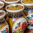 Romanian traditional ceramics 20 — Stock Photo