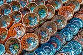 Folk pottery 7 — Stock Photo