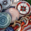 Folk pottery 10 — Stock Photo