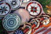 Folk pottery 10 — Stock Photo
