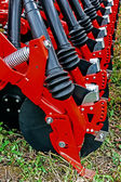 Agricultural equipment. Detail 174 — Stock Photo