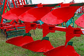 Agricultural equipment. Detail 175 — Stock Photo