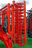 Agricultural equipment. Detail 179 — Stock Photo