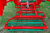 Agricultural equipment. Detail 180 — Stock Photo