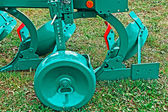 Agricultural equipment. Detail 177 — Stock Photo