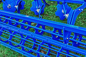 Agricultural equipment. Detail 182 — Stock Photo