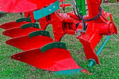 Agricultural equipment. Detail 186 — Stock Photo