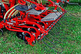 Agricultural equipment. Detail 191 — Stock Photo