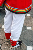 Catalan Spanish costume — Stock Photo