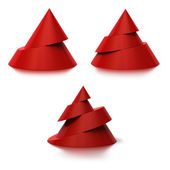 Conical Shapes, 3D Cones — Stock Photo
