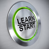 Online Training, E-learning concept — Stock Photo