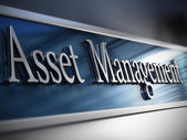 Asset Management Company — Stock Photo