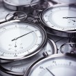 Foto de Stock  : Time Management Solutions and Productivity