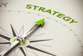 Green Business Strategy — Stock Photo