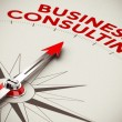 Business Consulting Concept — Stock Photo
