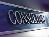 Consulting Firm, Consultancy Company  — Stock Photo