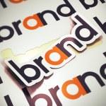 Постер, плакат: Brand Name Company Identity