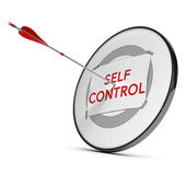Self Control — Stock Photo