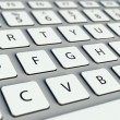 Modern computer keyboard — Stock Photo #11304540