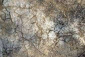 Texture of stone with cracks — 图库照片
