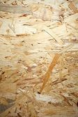 Osb textuur. gerecycleerd geperst hout — Stockfoto