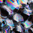Soap bubbles abstract colorful macro structure — Stock Photo #37320317