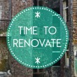 ������, ������: Time to renovate your life new beginning